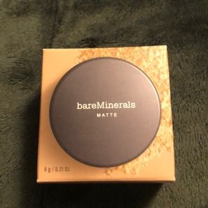 bareMinerals Matte SPF 15 Foundation (F light) 1